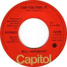 Bill Amesbury - Can You Feel It / Jessi - 7