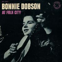 Bonnie Dobson -- At Folk City