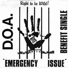 D.O.A. -- Right to Be Wild - 7
