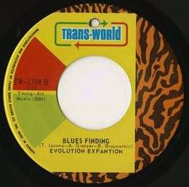 Evolution Expantion -- Blow Up / Blues Finding - 7