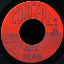 Fear -- Wildwoodin' / Ace - 7