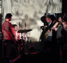 Godspeed You! Black Emperor -- Lee's Palace - Toronto, Ontario