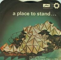 Jerry Toth -- A Place to Stand b/w A Place to Stand - 7