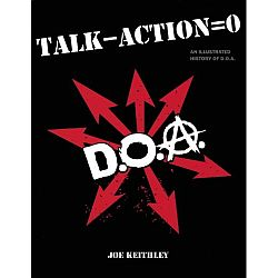 Joe Keithley -- Talk - Action = 0