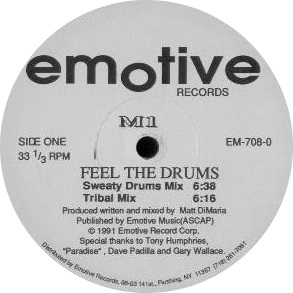 M1 -- Feel the Drums 12