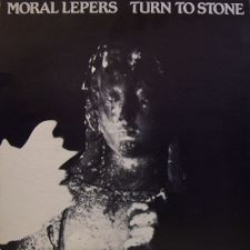 Moral Lepers -- Turn to Stone EP - 12