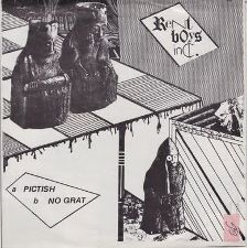 Rent Boys Inc. -- Pictish / No Grat - 7