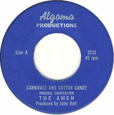 The Amen -- Carnivals and Cotton Candy  /  Peter Zeus  - 7