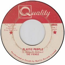 The Fringe -- Plastic People / Nancy Brown - 7