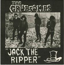 The Gruesomes -- Jack the Ripper EP - 7