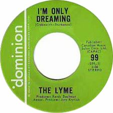 The Lyme -- Measles / I'm Only Dreaming - 7