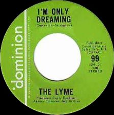 The Lyme - Measles / I'm Only Dreaming - 7