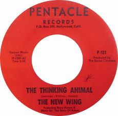 The New Wing -- The Thinking Animal / My Petite - 7