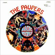 The Paupers -- Magic People