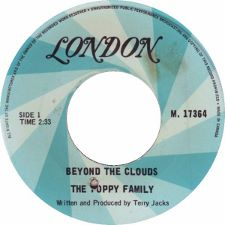 The Poppy Family -- Beyond the Clouds / Free from the City - 7