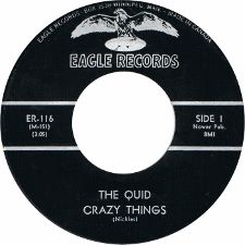The Quid - Crazy Things / Mersey Side - 7