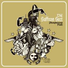The Saffron Sect -- Phosphorus Flash EP