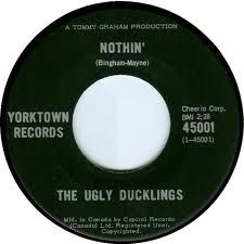 The Ugly Ducklings - Nothin' / I Can Tell - 7